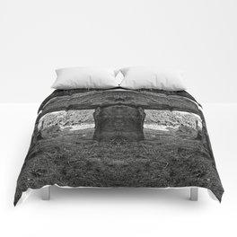 Alien Dolmen Comforters