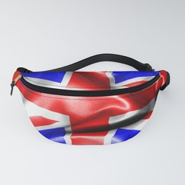 Great Britain Flag Fanny Pack