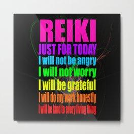 REiKi Just for... Metal Print