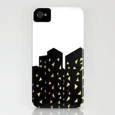 city people dont turn out their lights iPhone (4, 4s) Slim Case