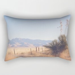 Marfa Morning Light Rectangular Pillow