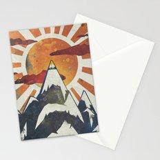 Mount Spitfire Stationery Cards