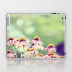 Rusty Coneflowers Laptop & iPad Skin