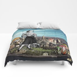 Spore Collector Comforters