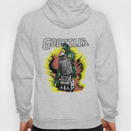 Godzilla War III Hoody