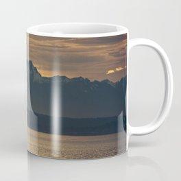 Seattle Sunset Coffee Mug