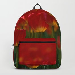 red tulip kingdom Backpack