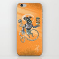 Astro Zodiac Force 08: Ram iPhone & iPod Skin