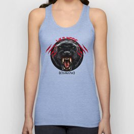 Wild Mode. Bjj, Mma, grappling Unisex Tank Top