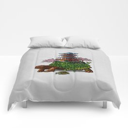 Temple of the turtles Comforters