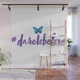 #daretobelove Wall Mural