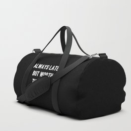The Guilty Person V Duffle Bag