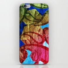 Textured pt2  iPhone & iPod Skin