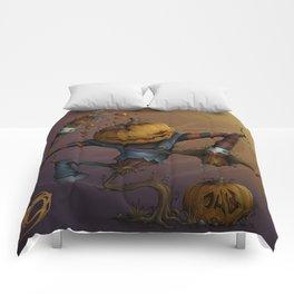 Freddy Pumpkins Comforters