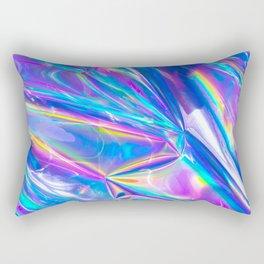 Just A Hologram Rectangular Pillow