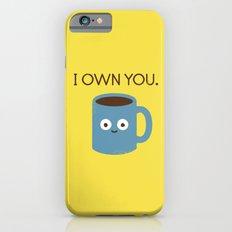 Coffee Talk Slim Case iPhone 6