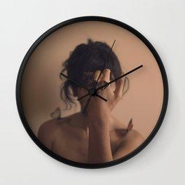 Metamorphose Wall Clock