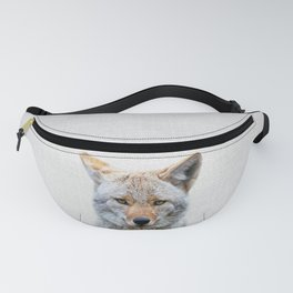 Coyote - Colorful Fanny Pack