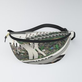 303 Exploded Fanny Pack