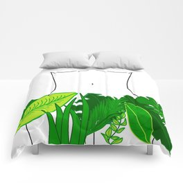 Naked Nature Comforters