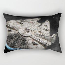 Flight of the Falcon Rectangular Pillow
