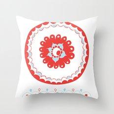 Kaleidoscope  Throw Pillow