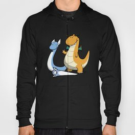 Pokémon - Number 147, 148 and 149 Hoody
