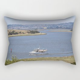 Getting Outta Town* Rectangular Pillow