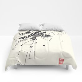 Composition #2 2016 Comforters