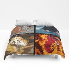 The Elemental Fiends Comforters
