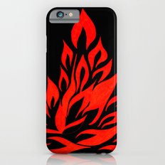 fire meditation pose Slim Case iPhone 6s