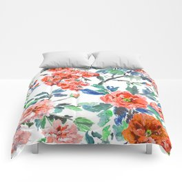 FLORAL - 18118/1 Comforters