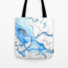 Exposition Universelle 1889 Tote Bag