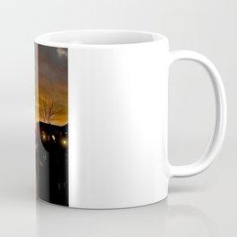 Sunset in Swansea Coffee Mug