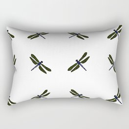 Battimamzelle Design Rectangular Pillow