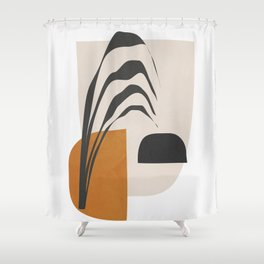 Abstract Shapes 3 Shower Curtain