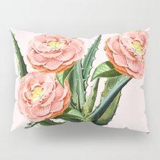 Blush Cactus    #society6 #decor #buyart Pillow Sham