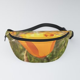 California Poppy Fanny Pack
