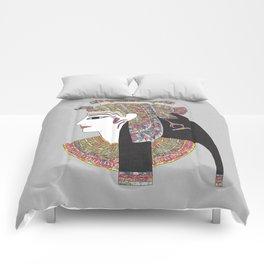EGYPTIAN GODDESS Comforters