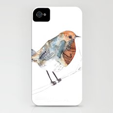Rockin' Robin iPhone (4, 4s) Slim Case