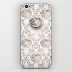 In which the moon frees itself  iPhone & iPod Skin