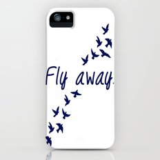 Fly Away. iPhone (5, 5s) Slim Case
