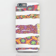 Painting Patterns iPhone 6s Slim Case