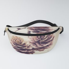 Woodland Pinecones Fanny Pack