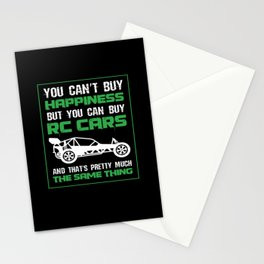 Happiness RC Cars Same Stationery Cards