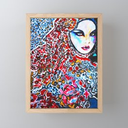 Flowers #society6 #decor #buyart   Featured in www.magcloud.com/browse/issue/1340080 (V8 N2) Framed Mini Art Print