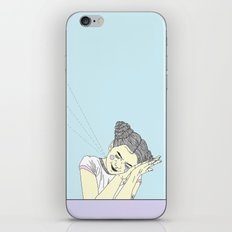 It's Oh So Quiet iPhone & iPod Skin