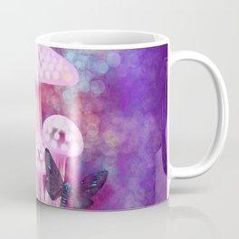 Dusk Hawk Moths Coffee Mug