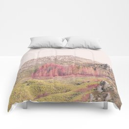 whispers of autumn Comforters