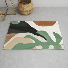Abstract Art 37 Rug